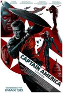 Capitan America 3 Taser Poster
