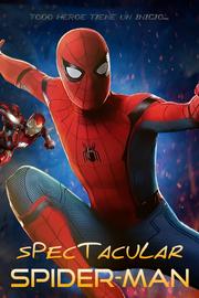 El Espectacular Spider-Man Poster 3.png