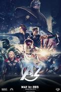 Avengers 2 Fan Poster