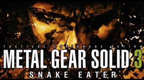 Metal Gear Solid 3 Snake Eater (FOXHOUND Run)