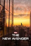 Spiderman New Avengers Poster 02