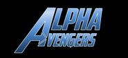 Alpha Avengers Logo Superbowl