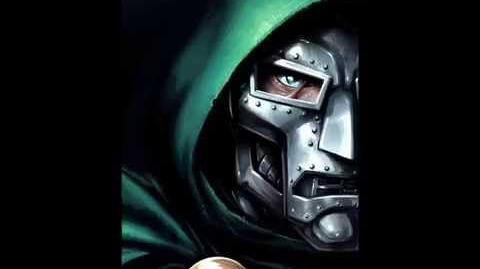 Fantastic Four Doom Oficial Soundtrack