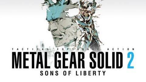 Metal Gear Solid 2 Sons of Liberty (Big Boss Run)
