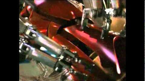 Ultimate iron man super transformacion