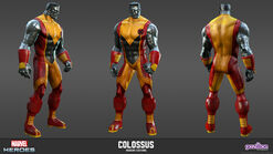 Colossus Modern Model