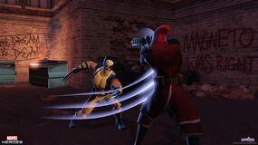 8 Hero Wolverine
