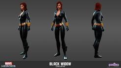 Black Widdow Classic Model