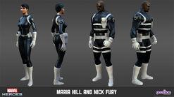 MariaHill NickFury