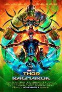 Thor Ragnarok poster 002