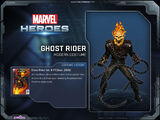 Ghost Rider/Costumes