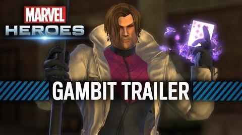 Marvel Heroes - Gambit