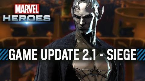 Marvel Heroes - Game Update 2