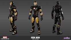 Iron Man Marvel Now Model