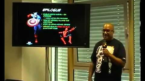 Marvel Heroes Gamescom 2012 Presentation and Interview