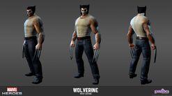 Wolverine Patch Model