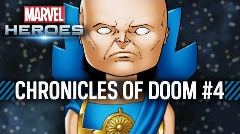 Marvel Heroes The Chronicles of Doom - Part 4 of 4