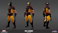 Wolverine Brown Model