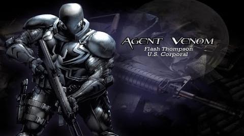 Marvel Heroes Agent Venom (That other Venom we like)
