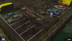2-avengers docks parking best