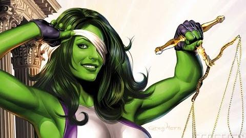 Marvel Heroes She Hulk is a bad ass team up