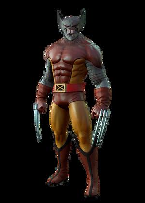 Brood Wolverine Team-Up