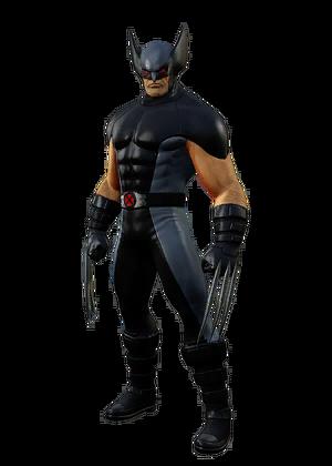 X-Force Wolverine Team-Up