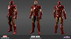 Iron Man Movie Model