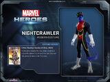 Nightcrawler/Costumes