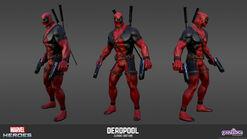 Deadpool Classic Model