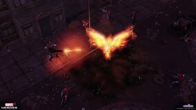 The power of the Phoenix