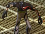 Symbiote Victim