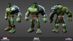 Hulk Planet Hulk Model