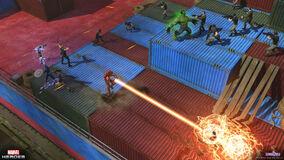 5-avengers cargo ship