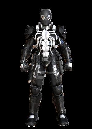 Agent Venom Team-Up