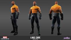 Luke Cage Model