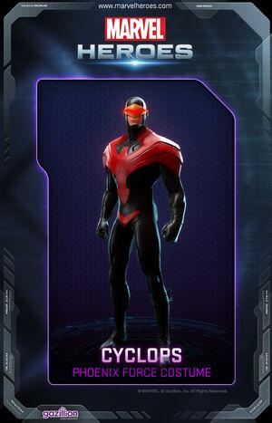 Phoenix Force Costume