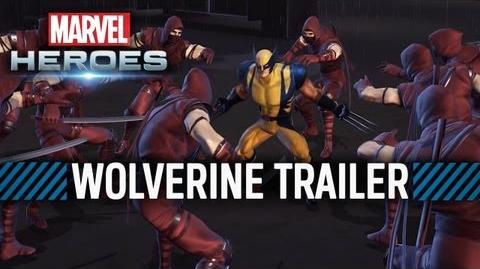 Marvel Heroes Wolverine - The Best There Is Trailer