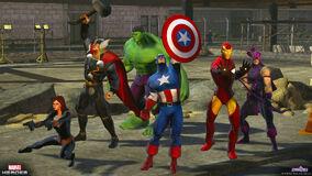 Avengers nyc 01