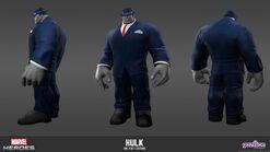 Hulk Mr. Fixit Model