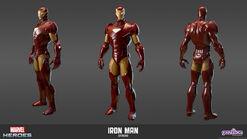 Iron Man Extremis Model