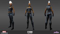 Storm Mohawk Model