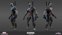 Deadpool XForce