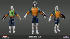 Modelsheet Taskmaster Udon
