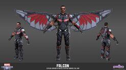 Falcon CW
