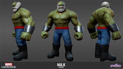 Hulk Maestro Model