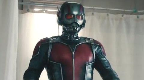 ANT-MAN TV Spot 26 (2015) Paul Rudd Marvel Superhero Movie HD