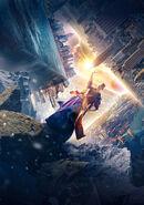 Doctor Strange Character Poster Textless 03