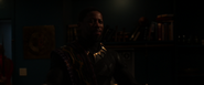 T'Chaka in his prime in Black Panther
