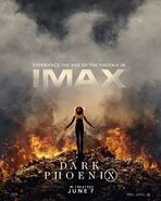 Dark Phoenix IMAX Poster